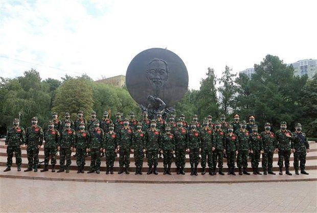Nga đánh giá cao sự chuẩn bị của Việt Nam cho Army Games 2021