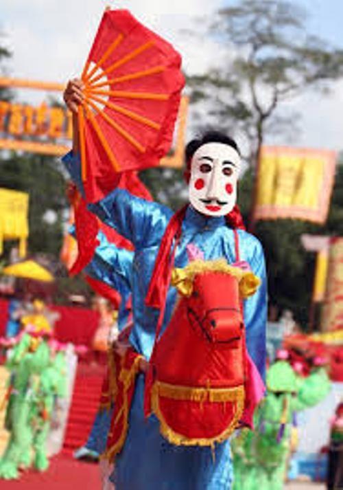 Thanh Hóa: Phát huy giá trị văn hóa trò chơi, trò diễn trong lễ hội