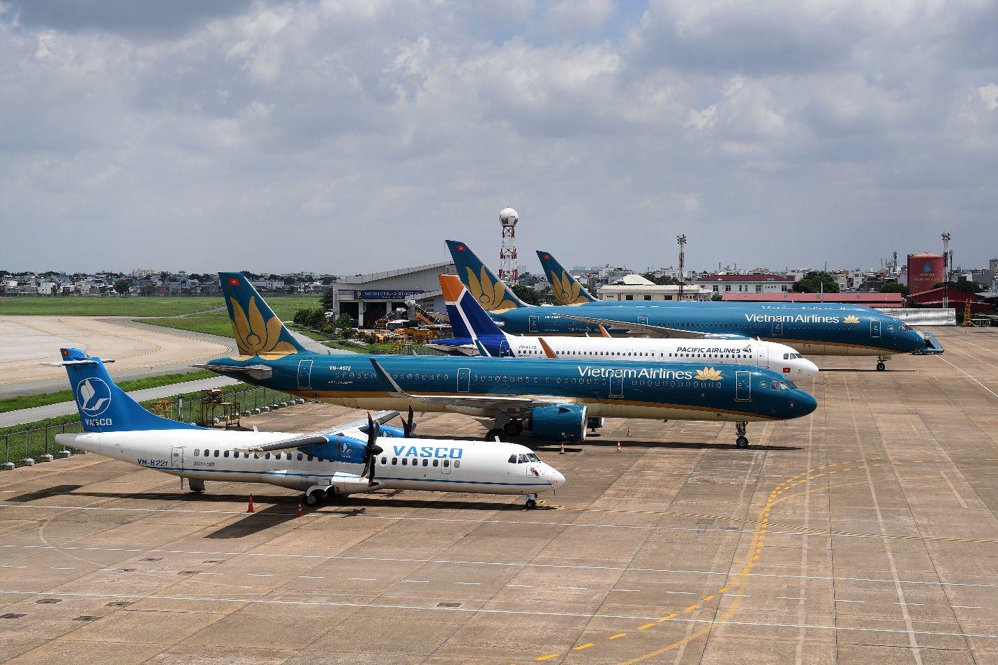 Vietnam Airlines được vay tối đa 4.000 tỷ đồng với lãi suất 0%