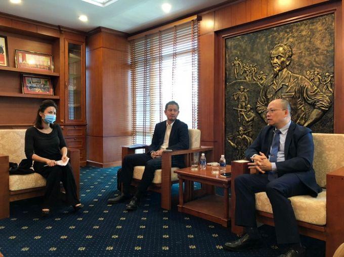 Cục trưởng Bộ GTVT được phong giáo sư đại học Nhật Bản danh giá