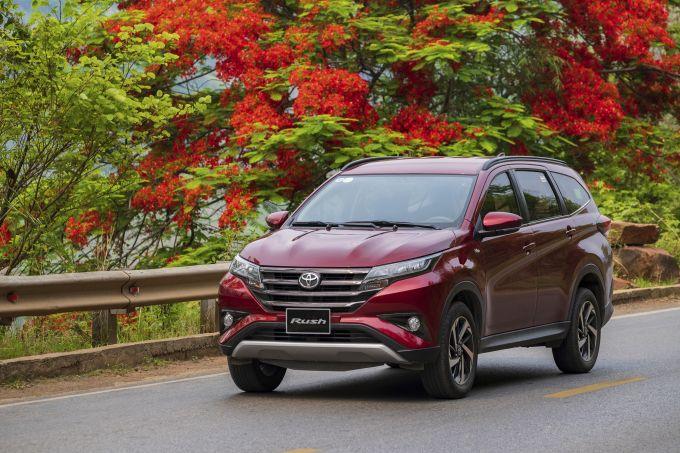 Toyota Việt Nam mất 47% doanh số chỉ trong một tháng