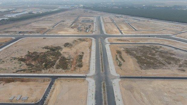 Đẩy nhanh tiến độ thi công dự án Cảng hàng không quốc tế Long Thành