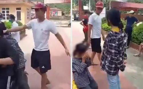 Thanh Hoá: Điều tra vụ án nữ sinh cấp 2 bị đánh, bắt quỳ gối giữa sân trường