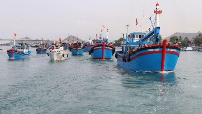 """Chấm dứt tình trạng tàu cá vi phạm để gỡ """"thẻ vàng"""" của EC"""