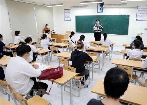 Kết thúc lọc ảo, các trường đại học bắt đầu công bố điểm chuẩn