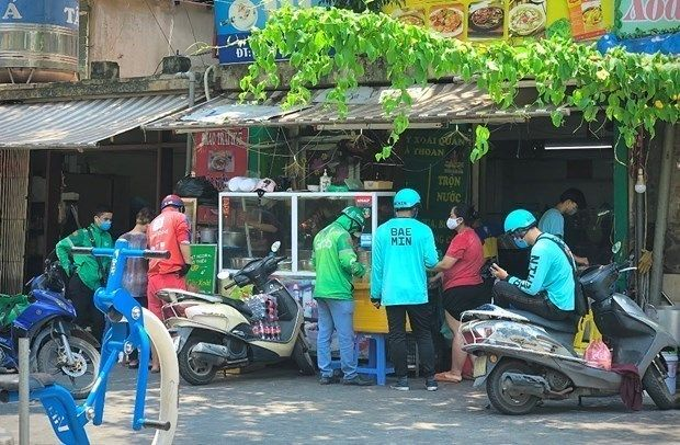 Đề xuất các điều kiện để cho 'shipper' chạy trở lại tại Hà Nội