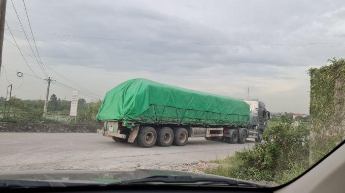 Tổng cục Đường bộ VN 'điểm danh' địa phương bùng phát xe chở quá tải