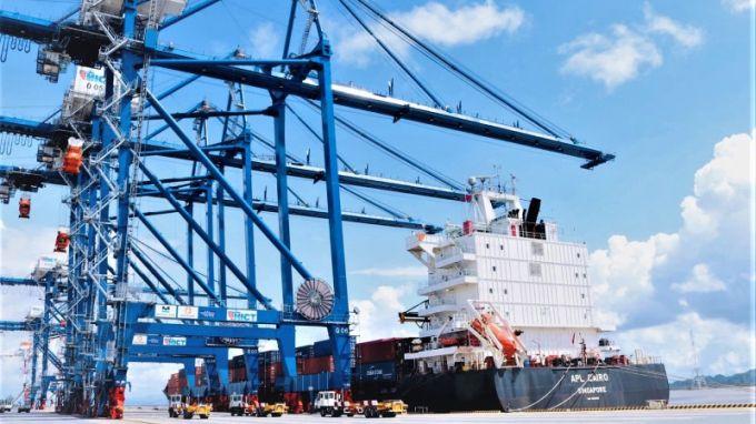 Đầu năm 2021: Hàng hóa thông qua cảng biển tiếp tục tăng trưởng