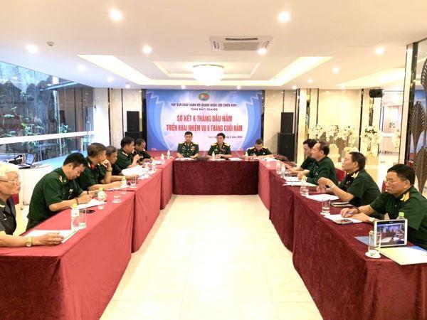Bắc Giang: Hội Doanh nhân Cựu chiến binh họp BCH nhiệm kỳ 2019 - 2024