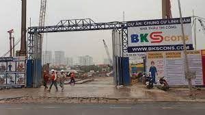 Thi công dự án KĐT Tây Nam Linh Đàm gây ô nhiễm, ẩn họa TNGT