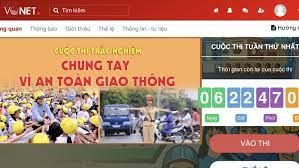 """Phát động thi trắc nghiệm online """"Chung tay vì ATGT"""" năm 2021"""
