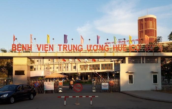 405 trường hợp tại Thừa Thiên-Huế có biểu hiện sốt, ho