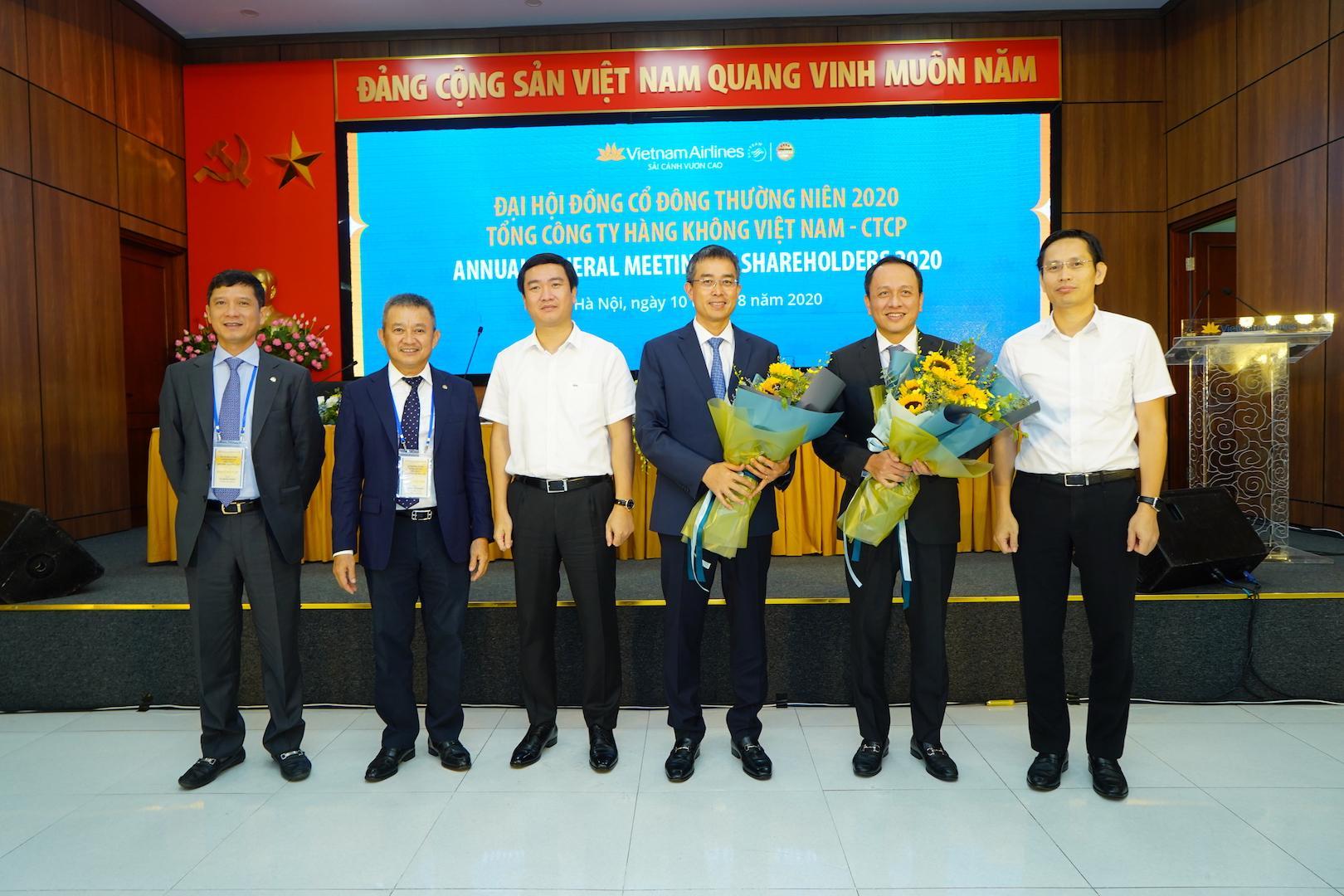 Tổng công ty Hàng không Việt Nam tổ chức thành công Đại hội đồng cổ đông thường niên năm 2020
