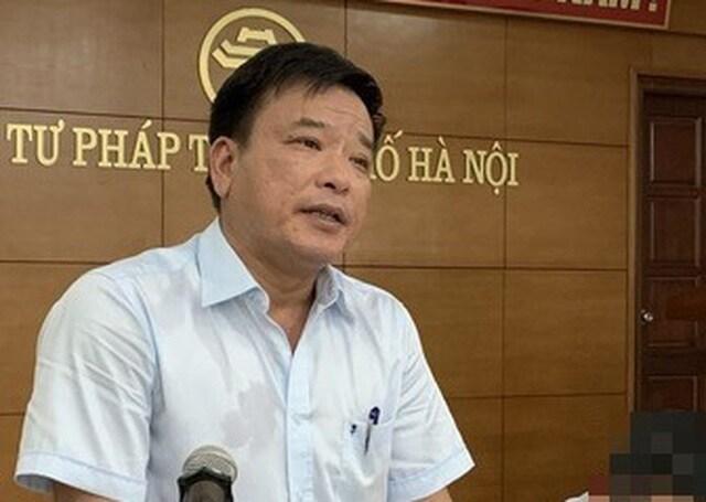 Tổng Giám đốc Công ty thoát nước Hà Nội bị bắt tạm giam