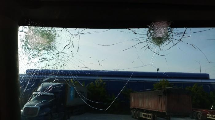 Hàng loạt ô tô bị ném đá trên QL5: Công an vào cuộc điều tra