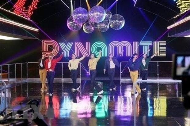 Gần 1 triệu người theo dõi buổi hòa nhạc trực tuyến của BTS