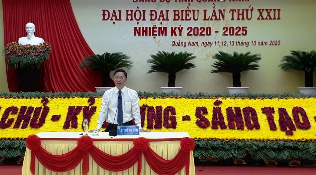 Quảng Nam phấn đấu trở thành tỉnh phát triển khá trong cả nước vào năm 2030