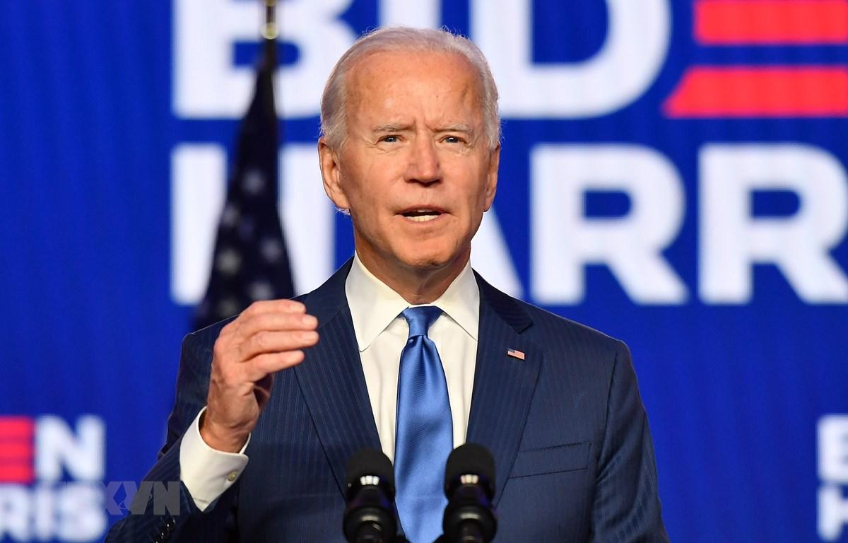 Những thông tin cần biết về Tổng thống đắc cử Joe Biden