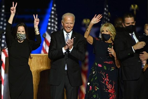 [Video] Sứ mệnh xây dựng lại nước Mỹ tốt đẹp hơn của ông Joe Biden