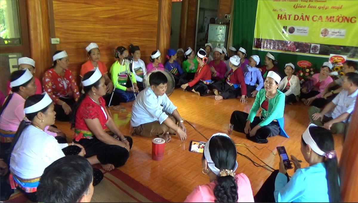 Hòa Bình: Hát dân ca Mường trong đời sống người Mường ở huyện Lạc Sơn ngày nay
