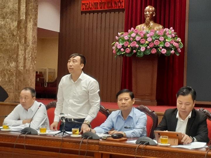 Huyện Quốc Oai sẽ xử lý dứt điểm những sai phạm tại xã Cấn Hữu