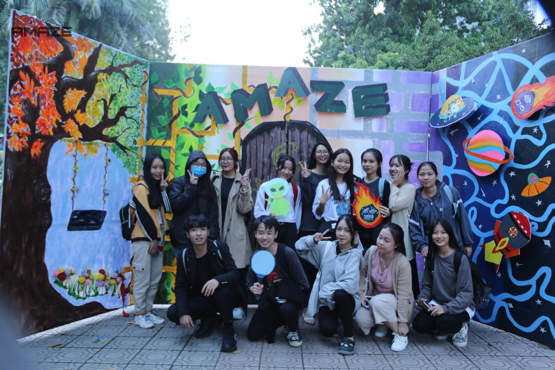Học viện Báo chí và Tuyên truyền nhiều hoạt động chào tân sinh viên