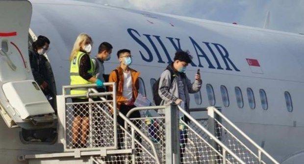 Australia đón nhóm sinh viên quốc tế đầu tiên kể từ khi đóng biên giới